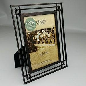 Fetco 5x7 Metal Frame